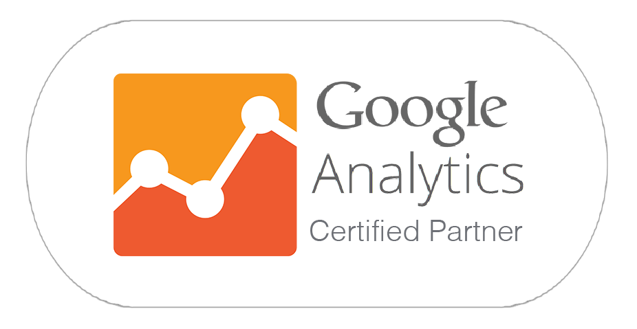 Google Analytics Certified Partner Badge
